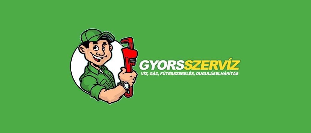 Gyorsszervíz Budapest Gázszerelés Vízszerelés Duguláselhárítás